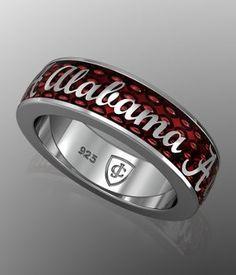 University of Alabama Red Band