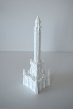 Chicago Water Tower 3D Print