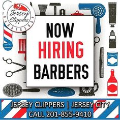 Looking for a great barber to join our team.  DM me if interested @mo5mike #jerseycity #jerseycitynj #bayonne #bayonnenj #barber #barbershopconnect #barbershopflow #barbershops #jersey #jerseybarber #barbershopplug #officialbarbersclub #barbershopinctv