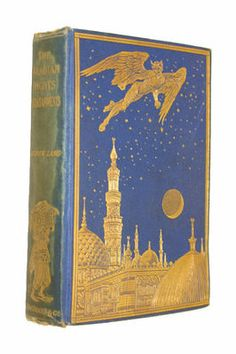 The Arabian Nights Entertainments by Andrew Lang Ed | eBay