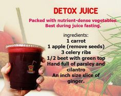 Beet Detox Juice