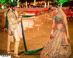 Photographer - The Perfect Pose! Photos, Hindu Culture, Beige Color, Destination Wedding, Bridal Makeup, Groom Sherwani pictures, images, vendor credits - Amrapali Jewellery, WeddingPlz