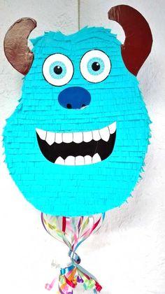 Piñata Monstruos S.A.