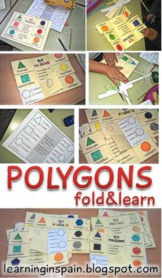 Learning about polygons