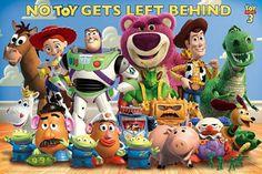 Poster Toy Story 3   Carteles de Cine y Posters
