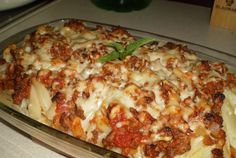 Retete Culinare - Penne cu carne tocata si sos Panzani