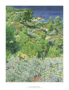 Printmaking, Watercolor Paintings, Fine Art Prints, Nature, Travel, Outdoor, Outdoors, Naturaleza, Viajes