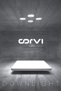 #Design is not just what it looks like and feels like. Design is how it works.     Introducing #Corvi #Led #Downlight.