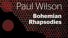 Paul Wilson: Bohemian Rhapsodies  Kanadský bohemista Paul Wilson je vynikajícím překladatelem české literatury. V letech 1967-1977 žil v Československu, učil zde angličtinu a byl členem skupiny The Plastic People of the Universe. Po mnoho let intenzivně píše v anglickém, kanadském a americkém tisku o české literatuře a kultuře. Paul Wilson, Pisa, Bohemian, Literatura, Boho