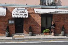 San Sebastián's restaurant #ARZAK in Spain  Rated #8 in the world 2013