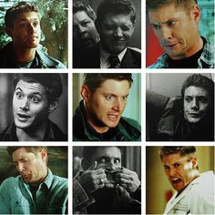 Let's take a minute and realize that these aren't from a gag reel, these are actual scenes.