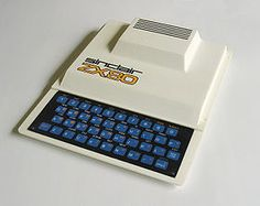 To go in my games room - got to remember the beginning (ZX80)