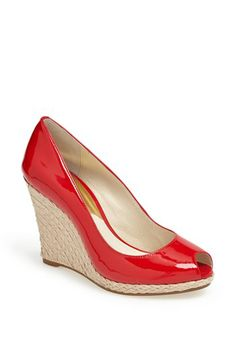 73319dff0a2c MICHAEL Michael Kors  Keegan  Wedge Pump available at  Nordstrom. I think  these