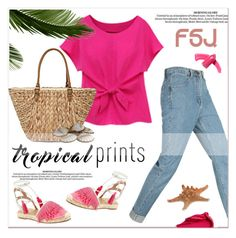 """""""FSJ Shoes"""" by janee-oss ❤ liked on Polyvore featuring Straw Studios, Elizabeth Arden, Urban Decay, fsjshoes and fsj"""