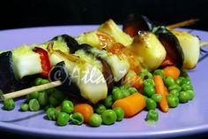Terapia do Tacho: Espetadas de pota (Squid kebabs)