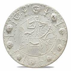 Picasso, Cavalier Faun, 1956 - Ceramics