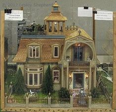 Seattle Dollhouse & Miniature Show Seattle, WA #Kids #Events