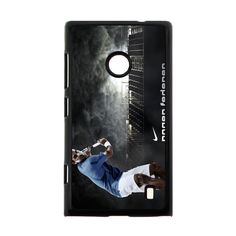 Roger Federer Racket 2014 Case for Nokia Lumia 520