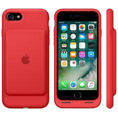 O Smart Battery Case do iPhone7 foi criado para aumentar a duração da bateria enquanto protege o aparelho. Compre agora com frete grátis.