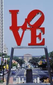 Love Statue-Philly