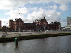 Station Groningen - © Sjaak Kempe
