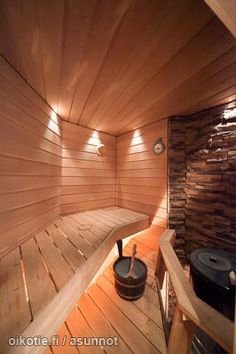 Cosy sauna, but wood stoves are WAY better! Buy Electronic Cigarette, Electronic Cigarettes, Sauna Lights, Sauna Design, Spa Rooms, Steam Room, At Home Gym, Pool Houses, Cool Rooms