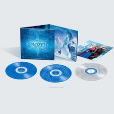 Still available for pre-order, the Deluxe Edition Soundtrack for Disney's Frozen. Hopefully, Mousetalgia Jeff will really get what he ordered! Disney Love, Disney Frozen, Disney Pixar, Disney Stuff, Frozen Vinyl, Frozen Soundtrack, Walt Disney Records, Walt Disney Animation Studios, Disney Music