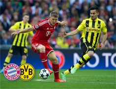 Dortmund vs Bayern Munich this saturday - always a good game