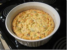 Cake Batter Blondies  Turned out VERY doughy to the point if you did eat it it upset your stomach. Won't make again.