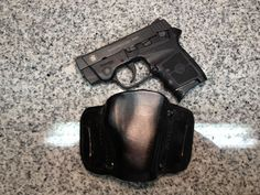 Leather Holster Hand sewn 380 Smith & Wesson by WolfysLeather, $39.00Find our speedloader now!  http://www.amazon.com/shops/raeind