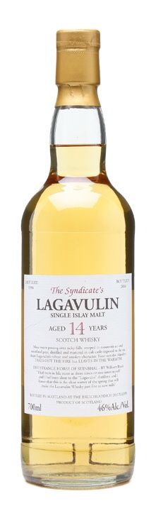 THE SYNDICATE'S LAGAVULIN 1990 14 Year Old, Islay