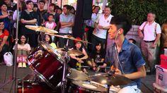 20130804 李科穎《LOLLIPOP F-電司(DANCE)》19:34 Part2 高畫質 1080p HD Jazz Drummer ...