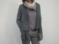 "Jacke - ""Marlene"", Gr. 40/42 von Kreativ-Zone auf DaWanda.com"