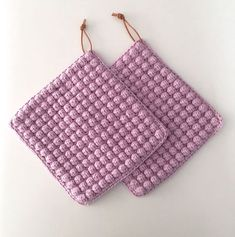 Transcendent Crochet a Solid Granny Square Ideas. Inconceivable Crochet a Solid Granny Square Ideas. Diy Crafts Crochet, Diy Crochet And Knitting, Crochet Home, Crochet Projects, Knitting Kits, Granny Square Crochet Pattern, Crochet Squares, Crochet Patterns, Bobble Stitch