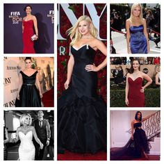 A great collection of red carpet designs by Matthew Christopher!