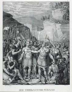 Thebaische Legion – Wikipedia Saints And Sinners, Painting, Art, Craft Art, Paintings, Kunst, Gcse Art, Draw, Drawings