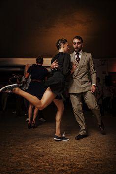https://flic.kr/p/oJNHLo | Lindy Hop in Paris | Tatiana Udry and Max Pitruzzella during the SAF 2014