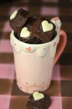Caneca de Brownies.