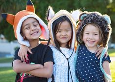 Michele from Simplicity teaches you how to stitch up a variety of animal hats and hoods, including foxes, bears and leopards, following an easy Simplicity pattern. You will need to purchase Simplicity Pattern 1514, available at Simplicity.com, and then Michele will walk you through every step of the...