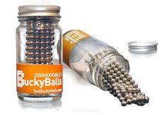Sold Right Away: Zoomdoggle's Buckyballs
