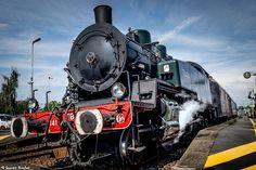 https://flic.kr/p/LkJkuG | Locomotive à vapeur 141 TB 424 | C'est le départ à…