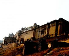Amer fort! - Photography by vibhav dwivedi at touchtalent