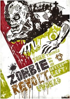 Zombie - Original Revolting Zombies by DomNX on deviantART