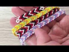 Seed Bead Bracelets, Bead Earrings, Friendship Bracelets, Seed Beads, Seed Bead Tutorials, Beading Tutorials, Jewelry Patterns, Beading Patterns, Crochet Flower Tutorial