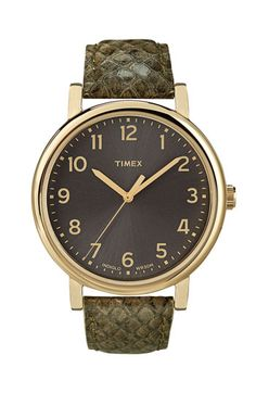 Since the Michael Kors watch just isn't in the budget this year ... I think this may do.
