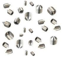 grub screws cone point m6 8mm