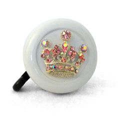Must have... White Princess Bicycle Bell