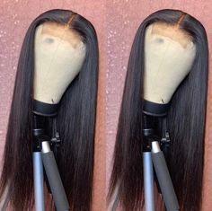 Black Lace Frontal Straight Wigs Yaki U Part Wig – Shebelt mall Frontal Hairstyles, African Braids Hairstyles, Straight Hairstyles, Braided Hairstyles, Black Hairstyles, School Hairstyles, Human Hair Lace Wigs, Human Hair Wigs, Curly Human Hair Extensions