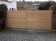 Gartentor Holz Selber Bauen   Google Suche