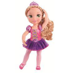 "My First Disney Princess Ballerina - Rapunzel - Tolly Tots - Toys ""R"" Us"